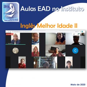 EAD Inglês MI II